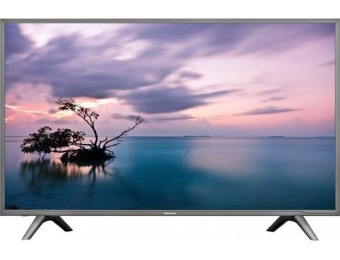 "$220 off Hisense 60"" LED 2160p Smart 4K Ultra HD TV"