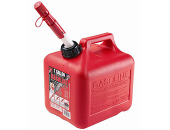 $30 off Midwest Can 2300 2 Gallon Gas Can, CARB & EPA Approved