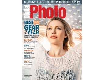 75% off Digital Photo (Digital) Magazine