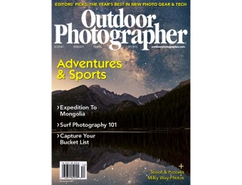 92% off Outdoor Photographer (Digital) Magazine
