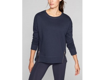 69% off Athleta Womens Cityscape Sweatshirt