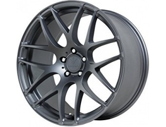 84% off Verde Custom Wheels V44 Empire Matte Graphite Wheel