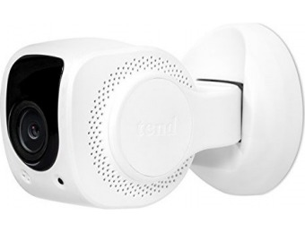 52% off Lynx Indoor 1080P Wifi Facial Recognition Security Camera