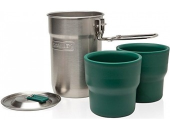 66% off Stanley Adventure Camp Cook Set 24oz Stainless Steel