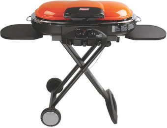 50% off Coleman RoadTrip LXE 2-Burner Propane Grill