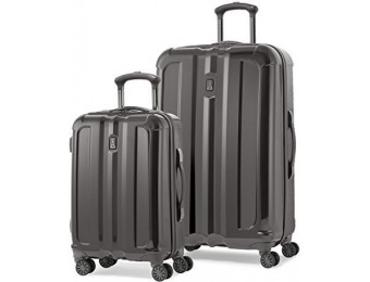 85% off Travelpro Inflight Lite 2-Piece Hardside Spinner Set