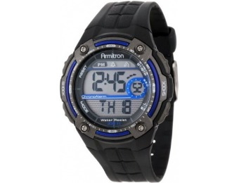 60% off Armitron Sport Men's Sport Watch with Black Rubber Band