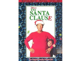 54% off The Santa Clause Special Edition DVD