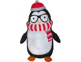 $42 off Holiday Living 8.5-ft Lighted Penguin Christmas Inflatable