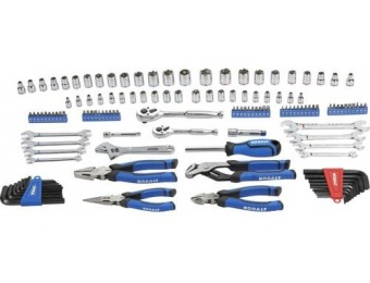 $70 off Kobalt 133-Pc SAE and Metric Mechanic's Tool Set