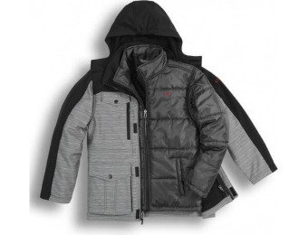 62% off CB Sports Boys Systems Jacket