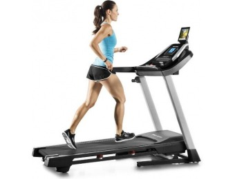 $350 off ProForm 505 CST Treadmill