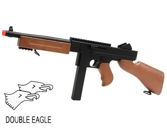60% off Double Eagle Thompson M1A1 FPS-300 Spring Airsoft Rifle