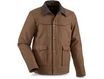 75% off Guide Gear Men's Drover Jacket