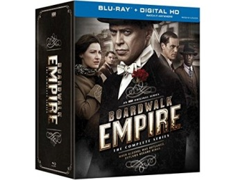 73% off Boardwalk Empire CSR (BD) Blu-ray