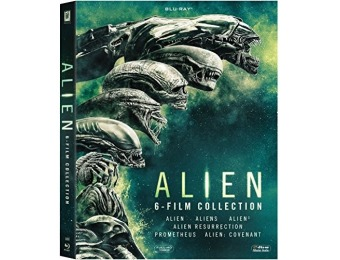 65% off Alien 6-film Collection (Blu-ray)