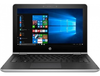 "$50 off HP 2-in-1 11.6"" Touch-Screen Laptop"