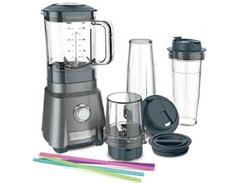 72% off Cuisinart CPB-380 Hurricane Compact Juicing Blender