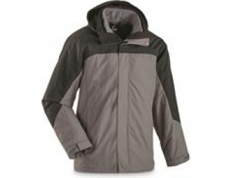 60% off Guide Gear Men's 3 in 1 Insulated Jacket