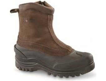 35% off Guide Gear Men's Insulated Side Zip Winter Boots