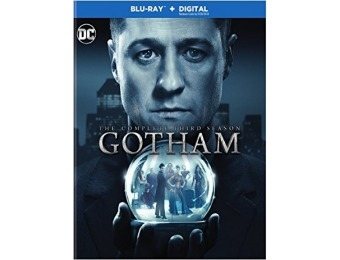 73% off Gotham: The Complete Third Season Blu-ray