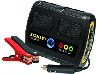 55% off Stanley P2G7S Simple Start Lithium Ion Portable Power