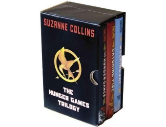 79% off The Hunger Games Trilogy Boxed Set (Hardcover)