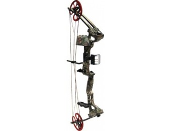 $120 off Barnett Vortex Hunter Compound-Bow Package