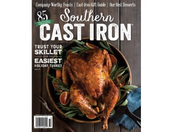 75% off Southern Cast Iron (Digital) Magazine