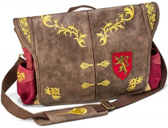 88% off Game of Thrones King's Landing Messenger Bag