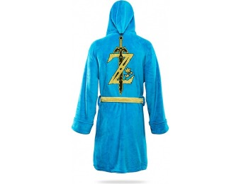67% off Zelda Breath of the Wild Robe