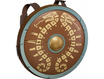 83% off The Legend of Zelda: Breath of the Wild Shield Backpack