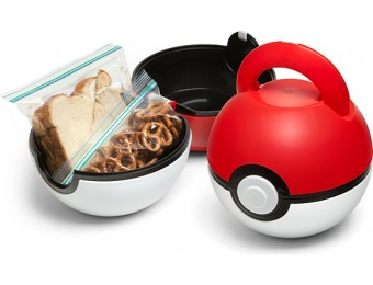 60% off Poké Ball Lunch Case