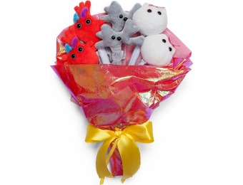 88% off Plush Bouquet - Mother's Day