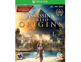33% off Assassin's Creed Origins - Xbox One