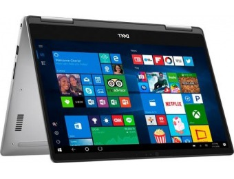 "$250 off Dell Inspiron 2-in-1 13.3"" Touch-Screen Laptop"