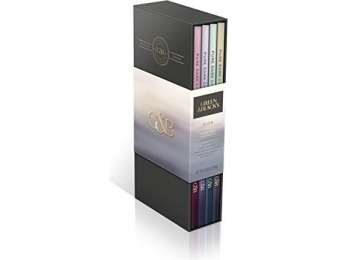 64% off Green & Black's Chocolate Library Gift Set, Dark Collection