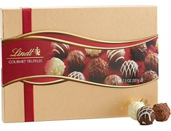 63% off Lindt LINDOR Chocolate Gourmet Truffles Gift Box