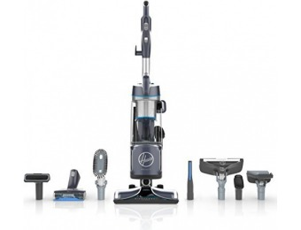 $194 off Hoover REACT Powered Reach Premier Bagless Vacuum