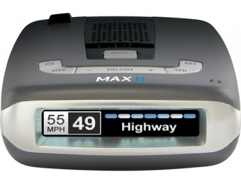 $270 off Escort PASSPORT Max2 Radar and Laser Detector