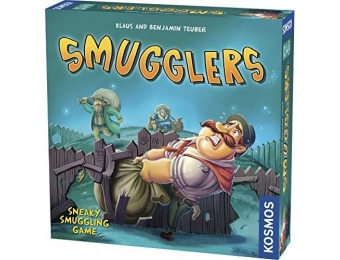 78% off Smugglers Family Board Game