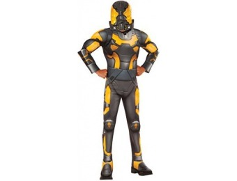 85% off Ant-Man Yellow Jacket Deluxe Child's Costume