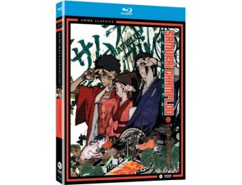 68% off Samurai Champloo: The Complete Series [Blu-ray]