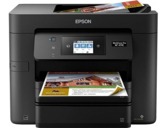 50% off Epson WorkForce Pro WF-4730 Wireless All-In-One Printer