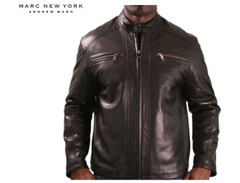 $510 off Marc New York by Andrew Marc Men's Leather Jacket