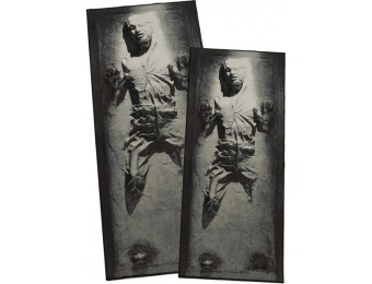 57% off Star Wars Han Solo in Carbonite Rug