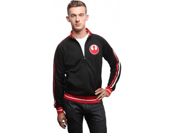 83% off Star Wars Rebel Logo Track Jacket