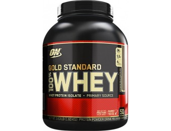 54% off Gold Standard 100 Whey Protein Supplement