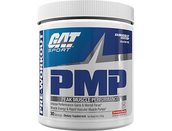 52% off PMP Pre-Workout Supplement