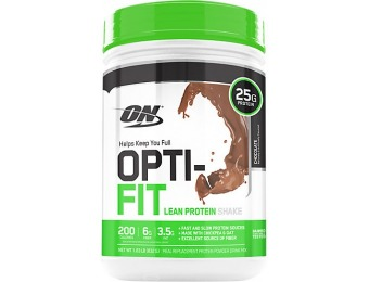 78% off Opti Fit Lean Protein Supplement